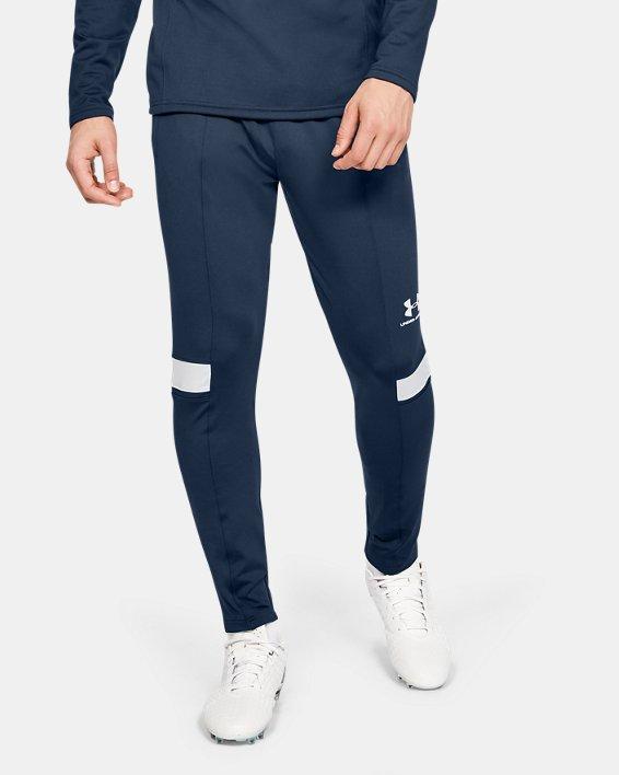 Men's UA Challenger III Training Pants, Navy, pdpMainDesktop image number 0