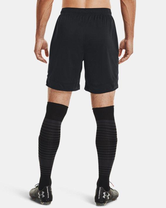 Men's UA Challenger III Knit Shorts, Black, pdpMainDesktop image number 2