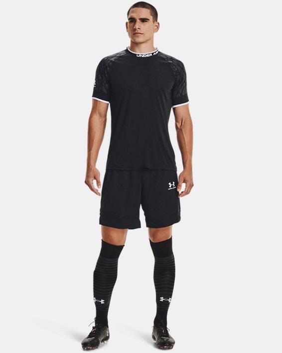 Men's UA Challenger III Knit Shorts, Black, pdpMainDesktop image number 1