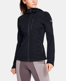 New Arrival Women's ColdGear® Reactor Exert Jacket  1  Color Available $125