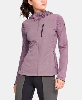 New Arrival Women's ColdGear® Reactor Exert Jacket  2  Colors Available $125