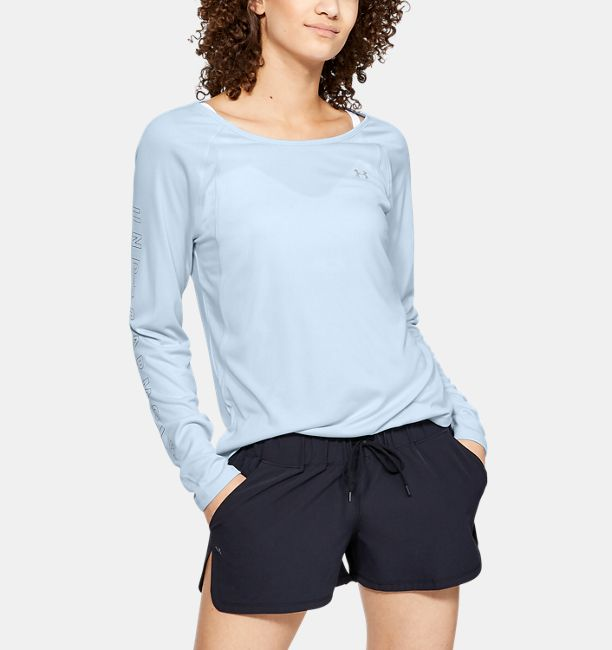 Ua Sun Armour Women's Long Sleeve Shirt by Under Armour