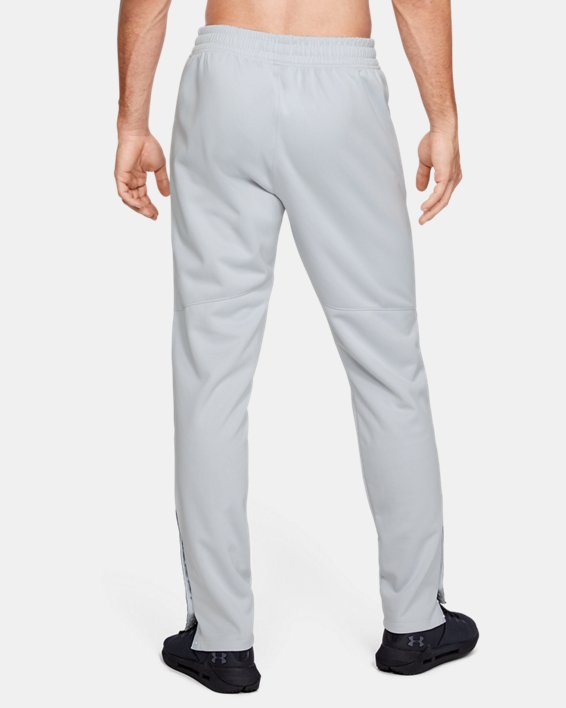 Men's UA RECOVER™ Knit Warm-Up Pants, Gray, pdpMainDesktop image number 2