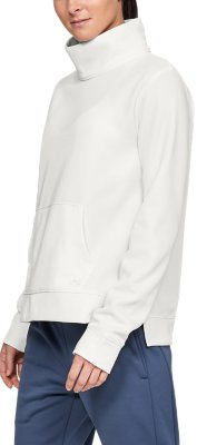 Under Armour Felpa Donna Synthetic Fleece Mock Mirage