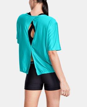 f2ddece6bc34b8 New Arrival Women's UA Armour Sport Short Sleeve 5 Colors Available $40