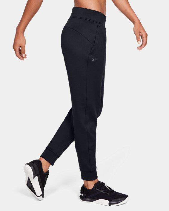 Women's ColdGear® Armour Pants, Black, pdpMainDesktop image number 0