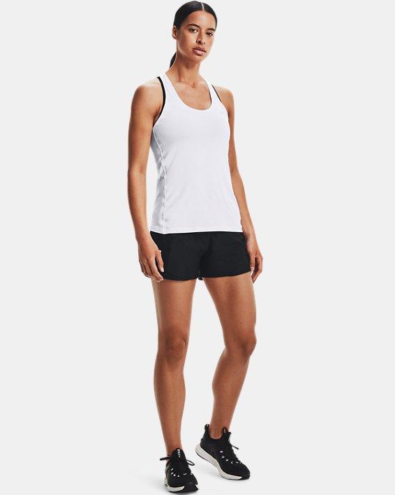 Damen UA Play Up Shorts 3.0, Black, pdpMainDesktop image number 4