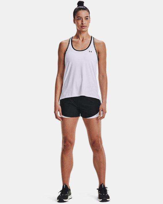 Women's UA Play Up Shorts 3.0, Black, pdpMainDesktop image number 1