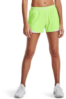 Under Armour Girls/' Play Up Workout Gym Shorts
