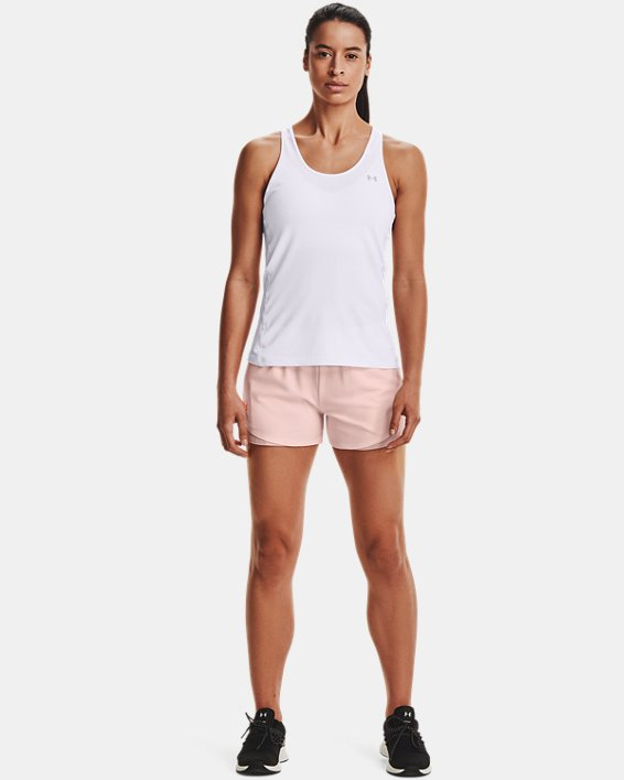 Women's UA Play Up Shorts 3.0, Pink, pdpMainDesktop image number 2