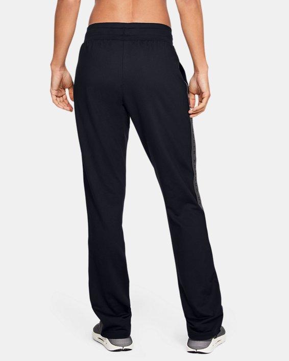 Women's UA RECOVER™ Travel Pants, Black, pdpMainDesktop image number 2