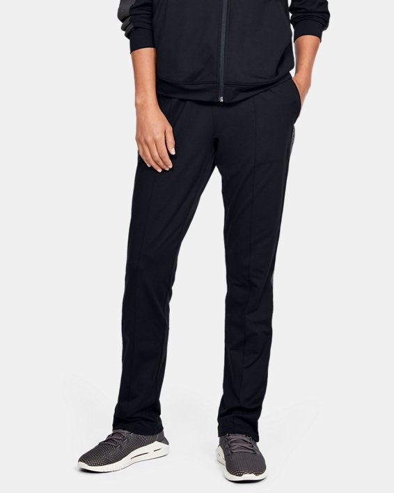 Women's UA RECOVER™ Travel Pants, Black, pdpMainDesktop image number 1