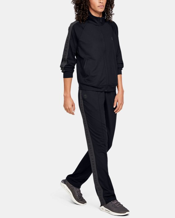 Women's UA RECOVER™ Travel Pants, Black, pdpMainDesktop image number 0