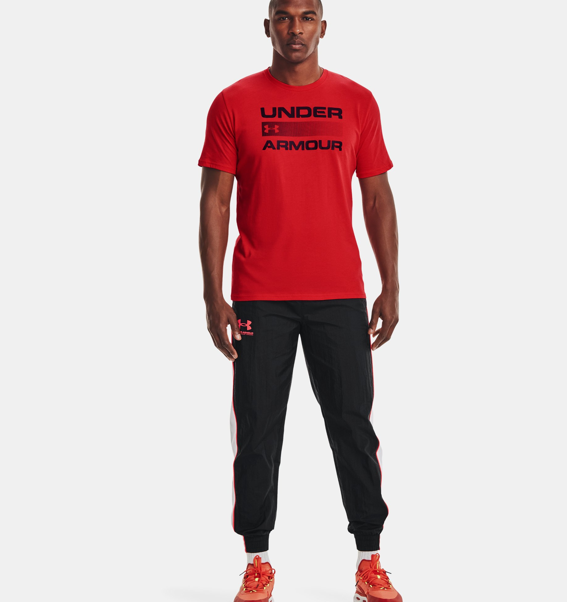 Underarmour Mens UA Team Issue Graphic T-Shirt