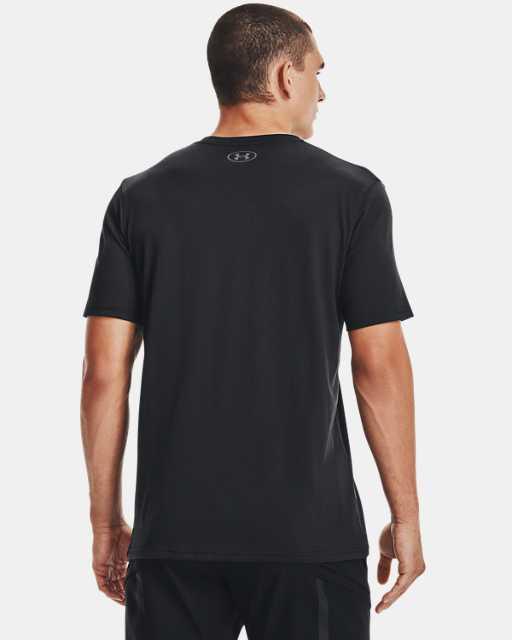 Men's UA Left Chest Lockup T-Shirt