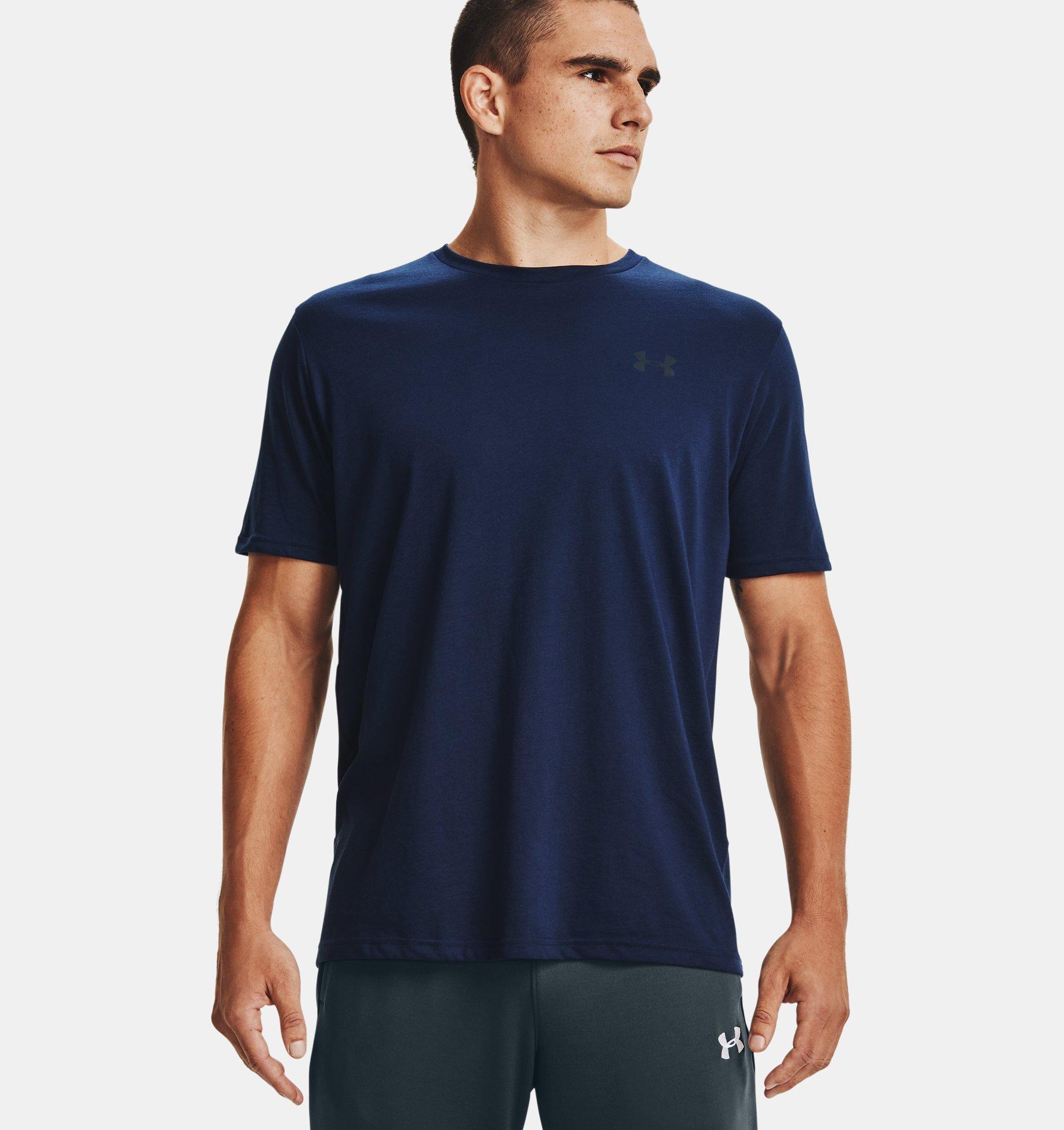 Underarmour Mens UA Left Chest Lockup T-Shirt