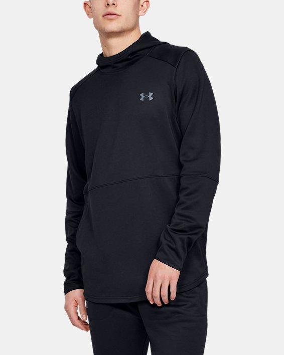 Men's UA MK-1 Warm-Up Hoodie, Black, pdpMainDesktop image number 0