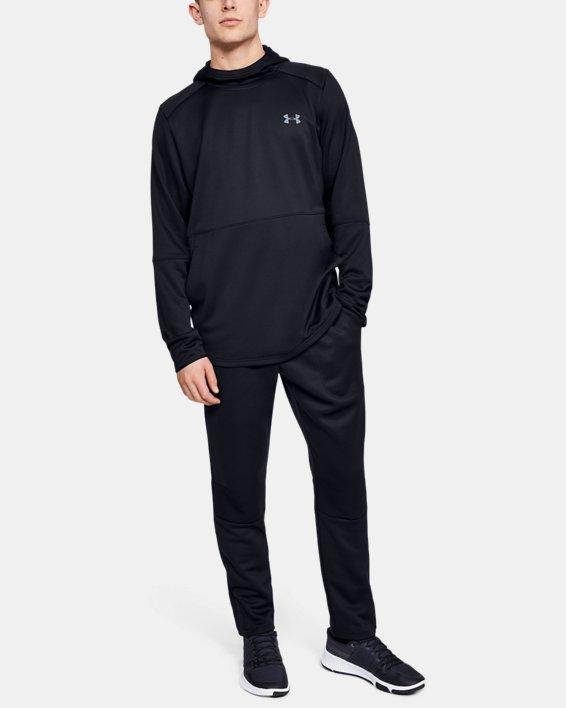 Men's UA MK-1 Warm-Up Hoodie, Black, pdpMainDesktop image number 1