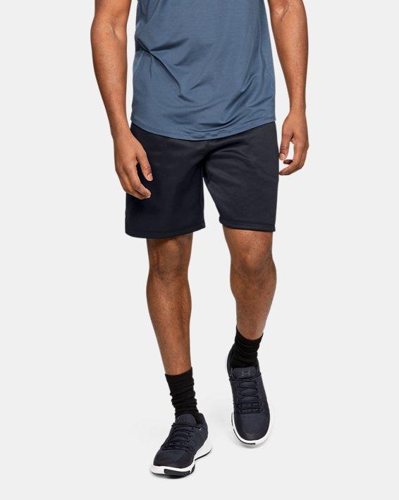 Men's UA MK-1 Warm-Up Shorts, Black, pdpMainDesktop image number 1