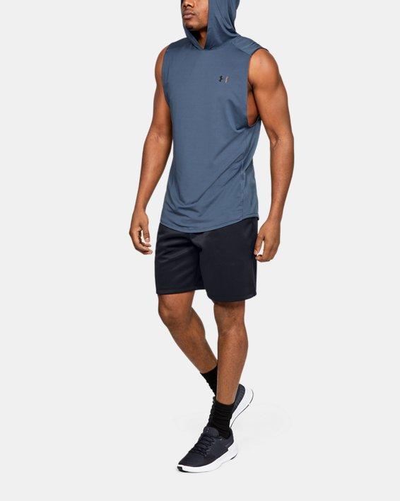 Men's UA MK-1 Warm-Up Shorts, Black, pdpMainDesktop image number 0