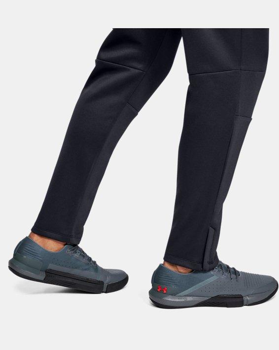 Pantalon UA MK-1 Warm-Up pour homme, Black, pdpMainDesktop image number 5