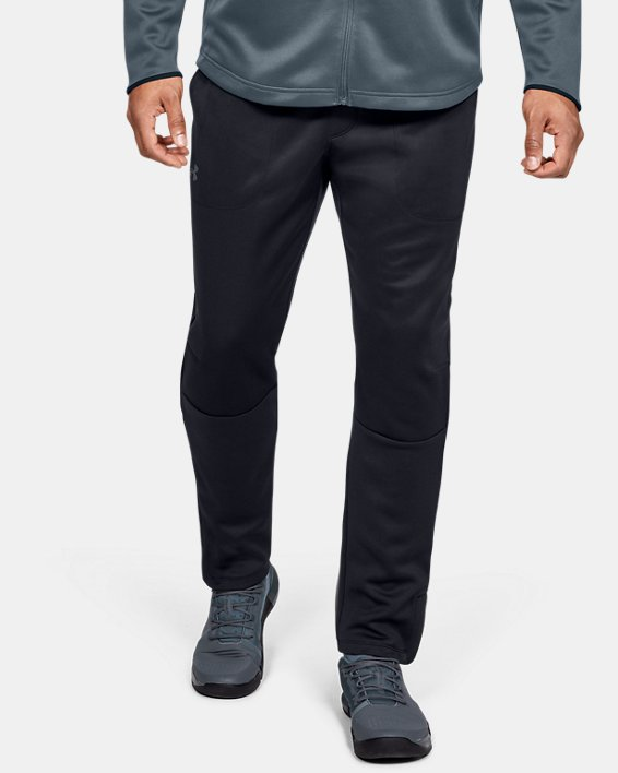 Pantalon UA MK-1 Warm-Up pour homme, Black, pdpMainDesktop image number 0