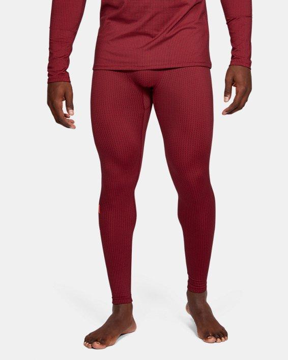 Men's ColdGear® Armour Leggings, Black, pdpMainDesktop image number 0