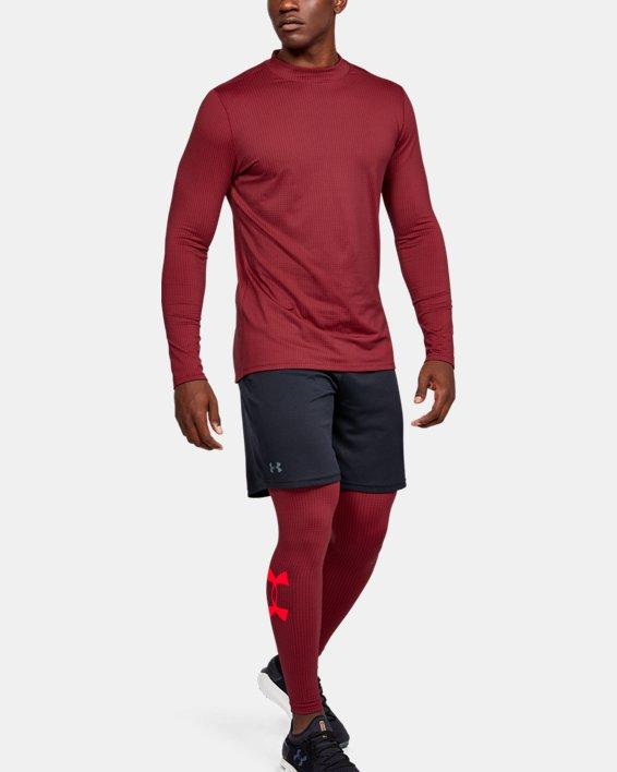 Men's ColdGear® Armour Leggings, Black, pdpMainDesktop image number 1