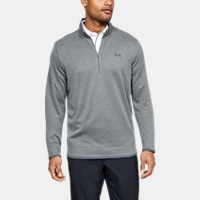 Under Armour SweaterFleece ½ Zip Mens Long Sleeve Deals