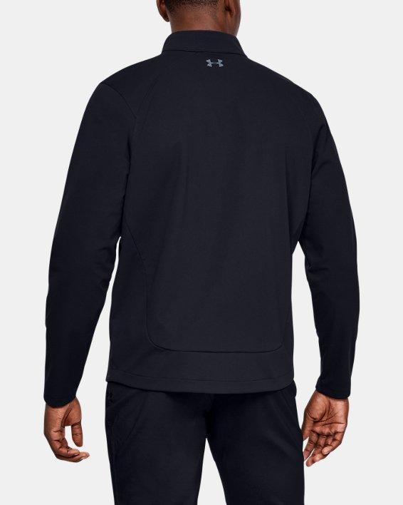 Men's UA Storm Full Zip, Black, pdpMainDesktop image number 2