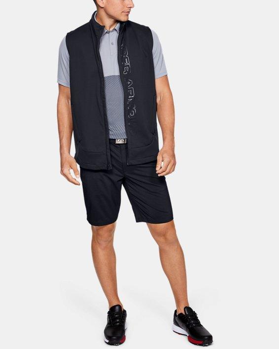 Men's UA Storm Vest, Black, pdpMainDesktop image number 1