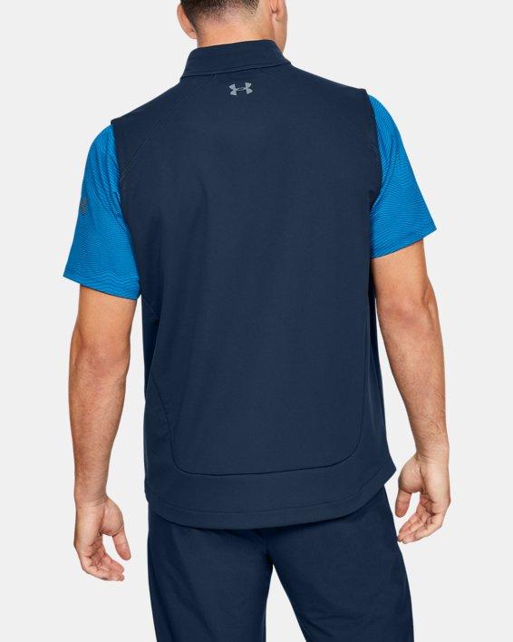 Men's UA Storm Vest, Navy, pdpMainDesktop image number 2