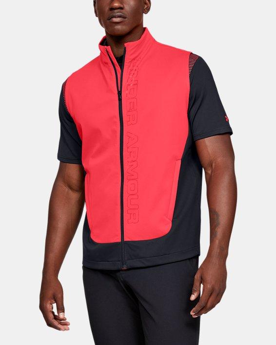 Men's UA Storm Vest, Red, pdpMainDesktop image number 0