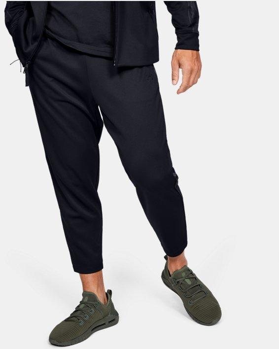 Pantalon UA Unstoppable Track pour homme, Black, pdpMainDesktop image number 1
