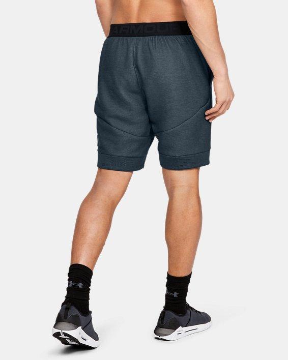 Men's UA Unstoppable Move Light Shorts, Gray, pdpMainDesktop image number 2