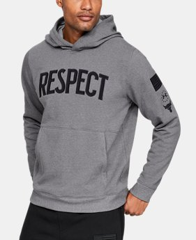 New Arrival Men's UA x Project Rock USDNA Hoodie  2  Colors Available $80