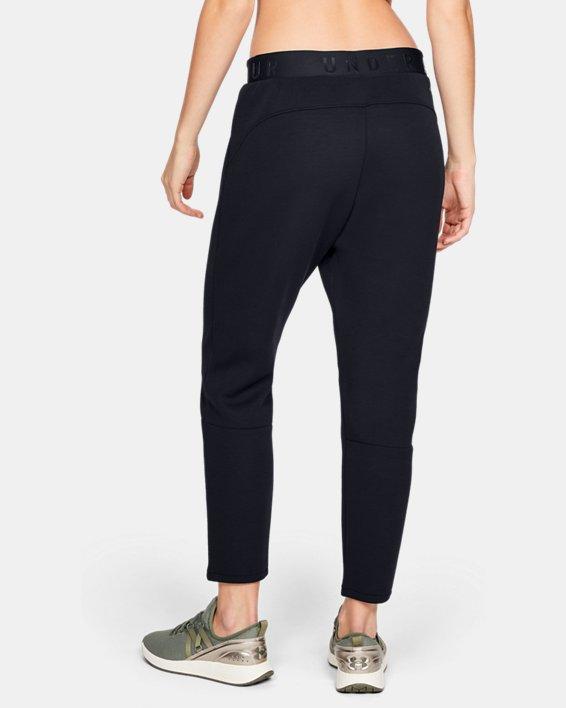 Women's UA Move Light Pants, Black, pdpMainDesktop image number 2