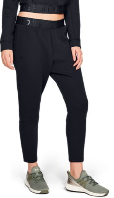 Under Armour Unstoppable Move Light Womens Joggers Black
