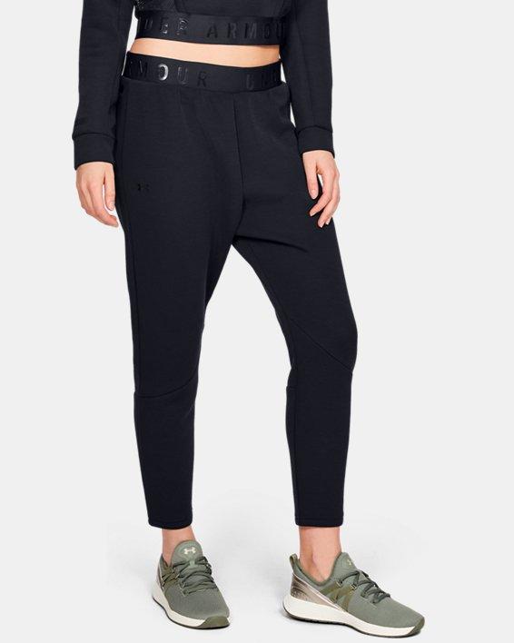 Women's UA Move Light Pants, Black, pdpMainDesktop image number 0