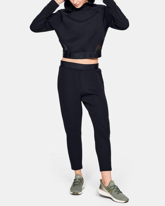 Women's UA Move Light Pants, Black, pdpMainDesktop image number 1