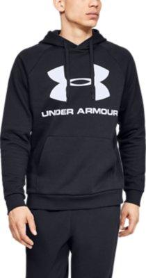Under Armour Rival Fleece Sportstyle Logo Jogger Herren Sport Hose 1345627-001