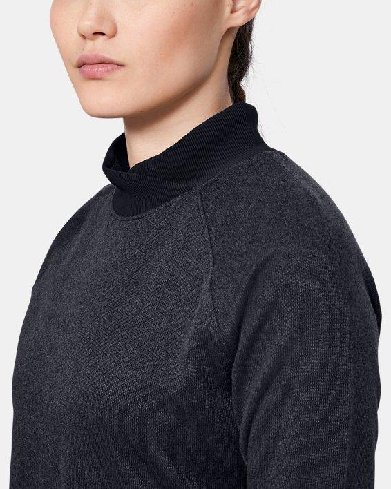 Women's UA Storm SweaterFleece, Black, pdpMainDesktop image number 5