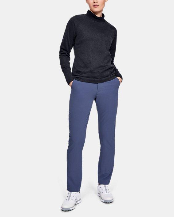 Women's UA Storm SweaterFleece, Black, pdpMainDesktop image number 1