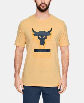 buy popular 36952 b443e Project Rock Above The Bar – T-shirt à manches courtes pour homme DURÉE  LIMITÉE