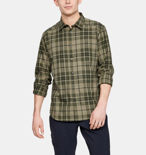 wide selection great variety styles highly praised Men's UA Tradesman Flannel 2.0