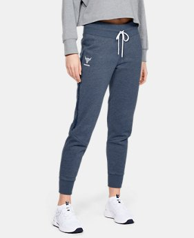5779977e7500 New Arrival Women s Project Rock Taped Fleece Pants 1 Color Available  65