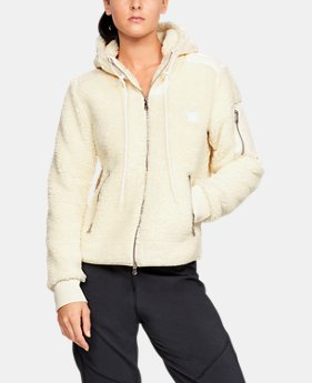 Women's UA Be Seen Sherpa Swacket 30% OFF ENDS 11/26 1  Color Available $91