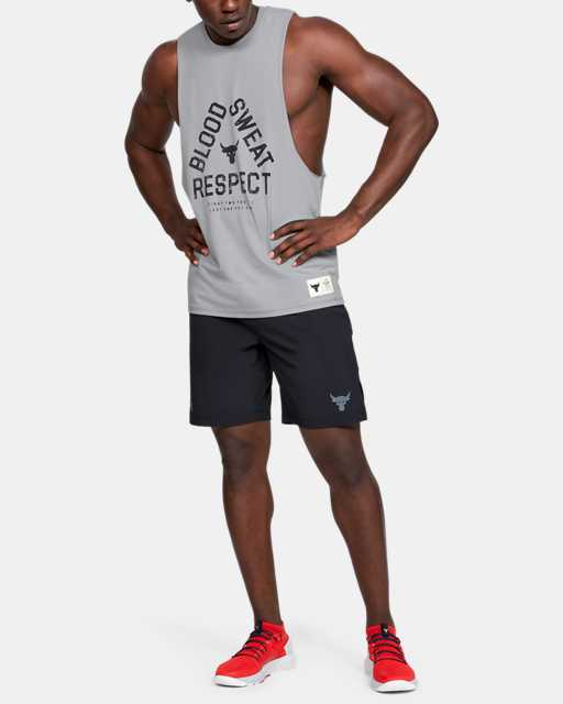 Men's Project Rock Blood Sweat Respect Tank