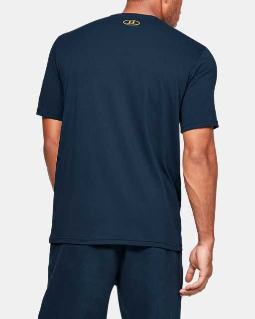 Men's Project Rock Home Of The Brave Short Sleeve