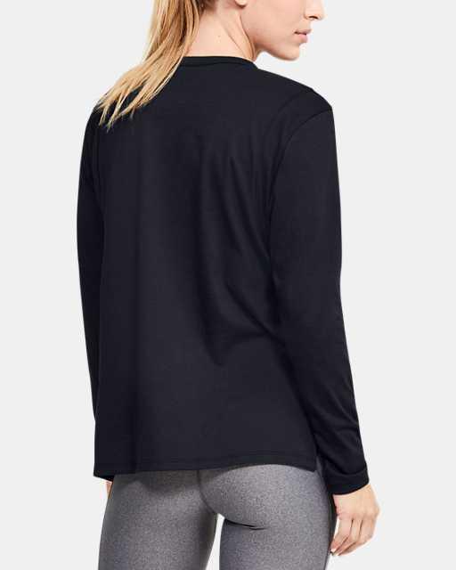 Women's UA Graphic Long Sleeve